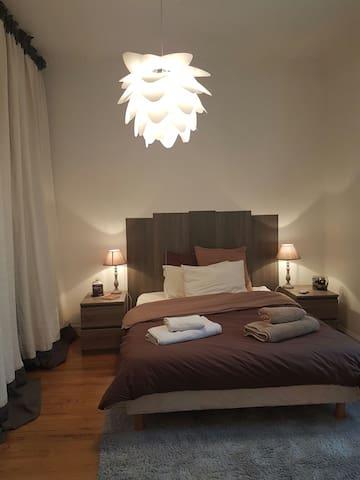 F2 tt confort pour séjourner à Metz - Montigny-lès-Metz - Byt