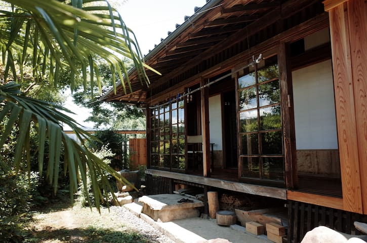 Cocon-古今, a samurai country house experience