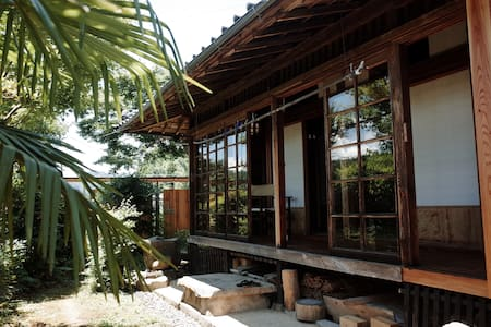 """Cocon"", a special stay in Kagoshima countryside"