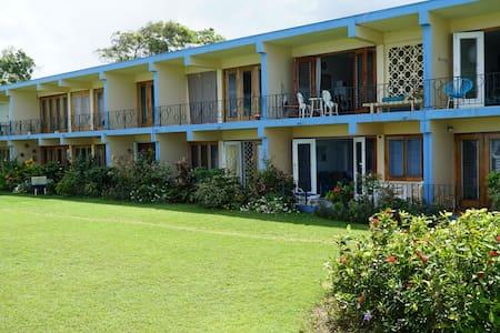 Carib Ocean Front Apartment
