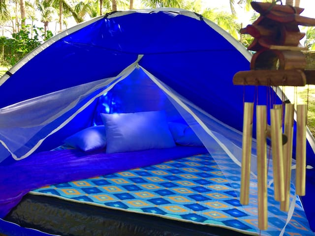Glamping next to Nature Tent-2 - Batangas