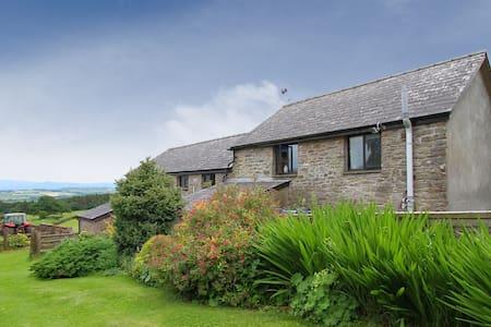 Cefncoedbach Farm Cottage sleeping 4. - Brecon - Apartament