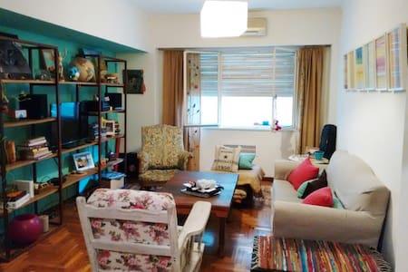 COMO EN CASA, 2 cuartos en PALERMO - Wohnung