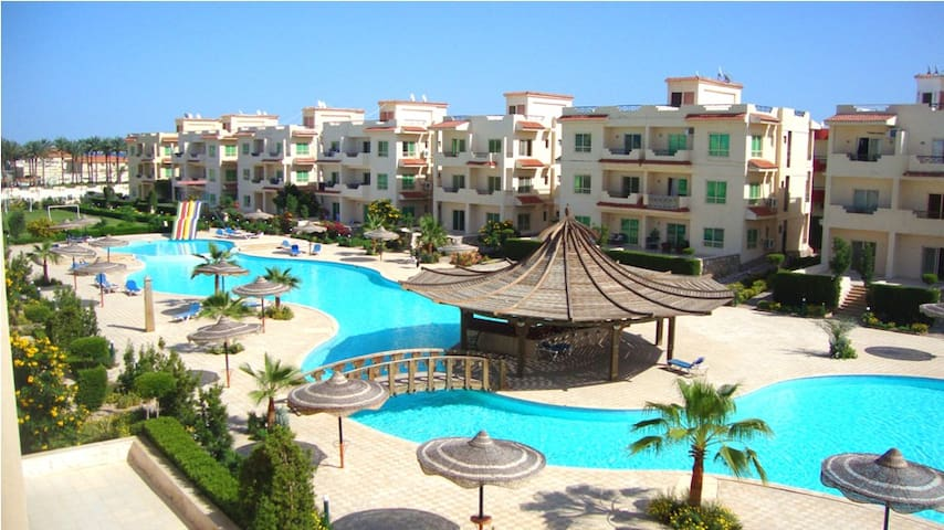 Apartment in Sharm Bride - Nabq Bay (SS-1227)