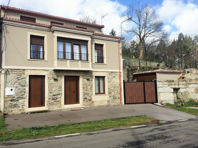 casa victoriano - Santiso - Huis