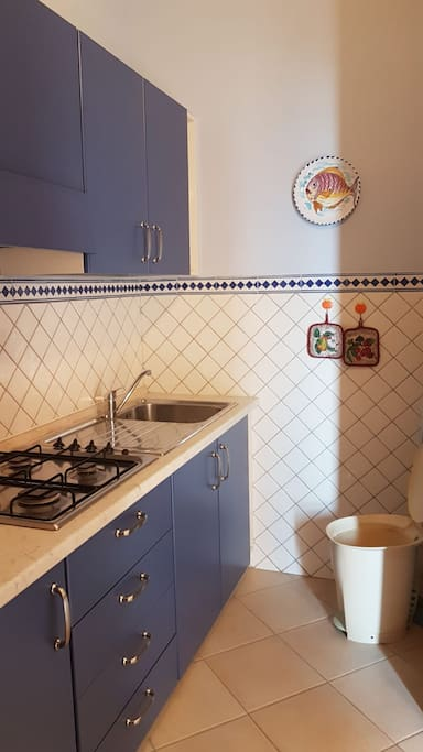 cucina a scomparsa!