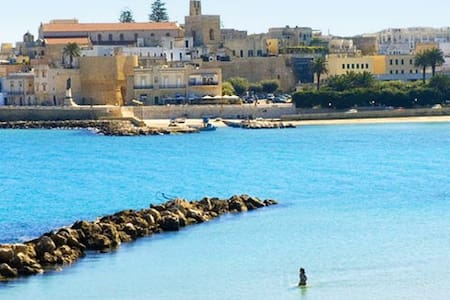 The star voulted house - Otranto