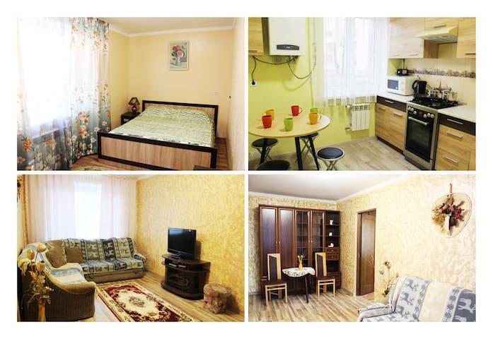 Двохкімнатна квартира по добово в Трускавці