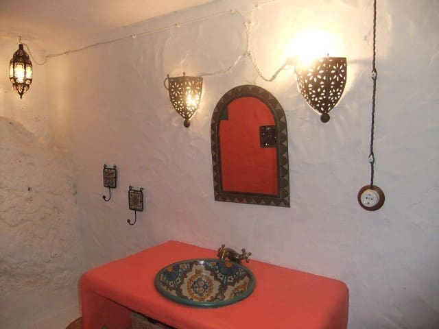 Casa rural Antigua ALjibe - Espera - Rumah