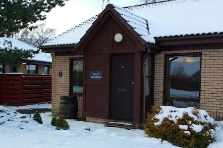 Aviemore Glenlivet Lodge - Aviemore - Bungalow