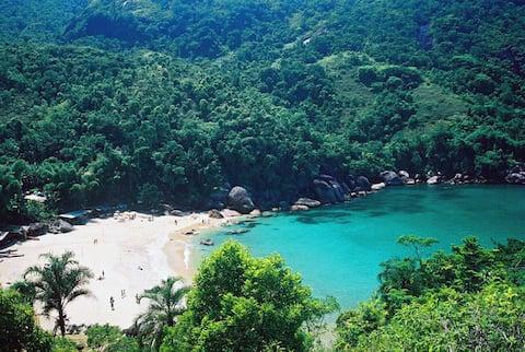 Ponta Negra - Paraty - RJ (Casa Verde Mata)