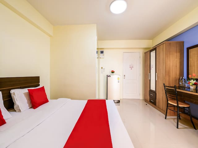 Budget Room at Salin Home Hotel Ramkhamhaeng 50