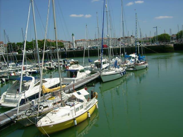 Maison bord de mer La Rochelle - Aytré - Casa