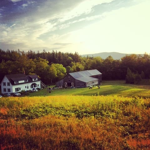 Farm house on Mount Mansfield - Underhill - Ház