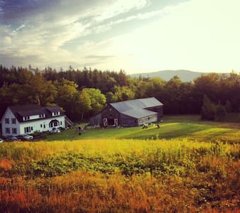 Farm house on Mount Mansfield - Underhill - 獨棟