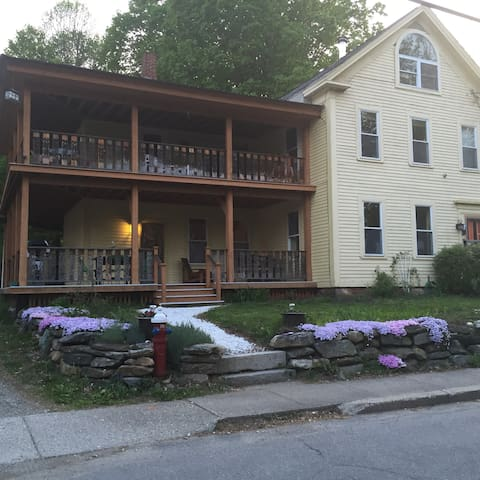 Two Stories, Spacious & Convenient - Brattleboro