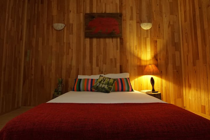 Lycia Hotel | Bungalow Double Room with Balcony
