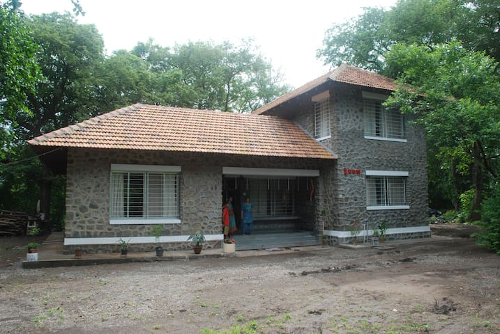 Vacation home in Edvan