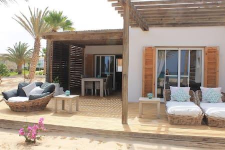 House on the beach, ocea view, Boa Vista CV