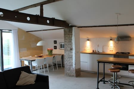 Atmospheric farmhouse, Maastricht - Maastricht - Huoneisto