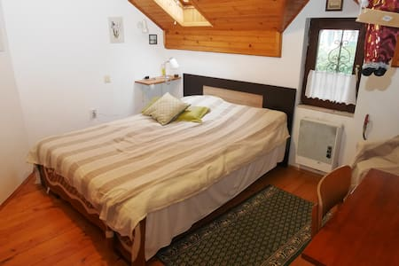 Room in house in a quiet suburb area - Sremska Kamenica