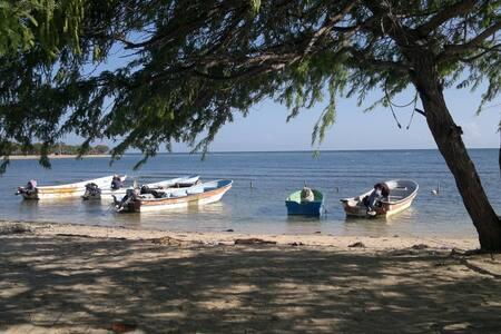 Oceanviews in Playa Buen Hombre - Rumah