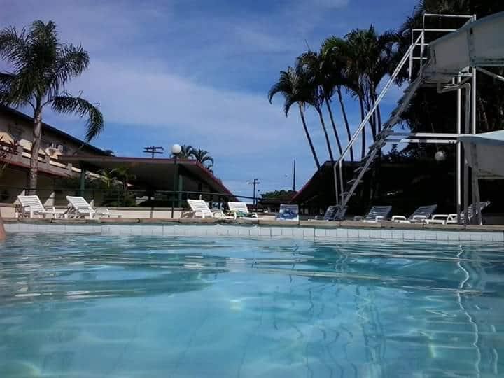 Relax em Bertioga - Centro - Ideal para famílias