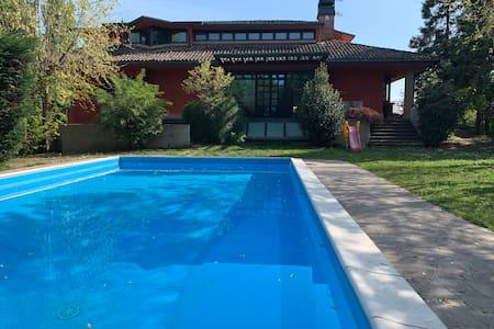 Villa Serendipity lussuosa  con piscina