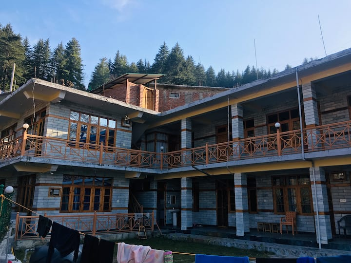 Private Rooms | 2BR | Namaste Homestay Naggar