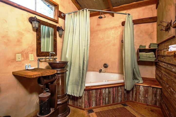 Bathroom in Grindelwald