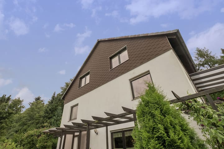 Charming holiday residence in the Harz with wonderful excursion opportunities.
