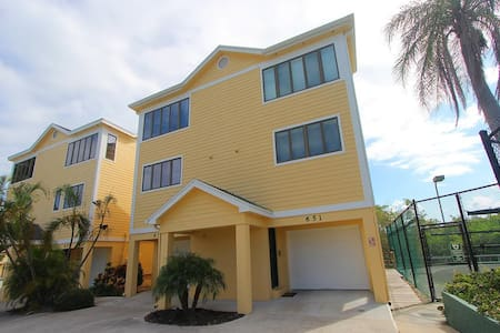Cedars East #651 (Townhouse) - Longboat Key - Hus