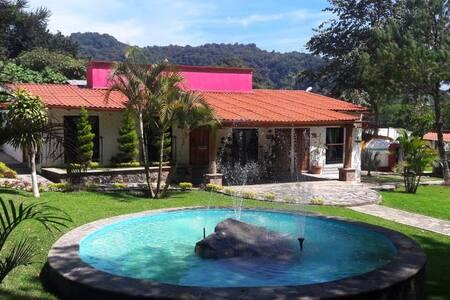 Habitación Doble en Monte Niebla.