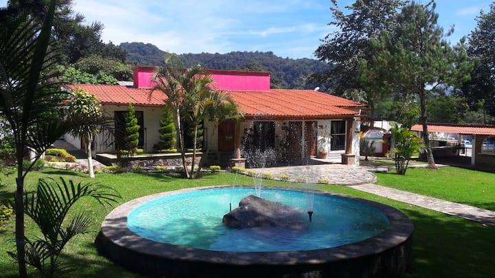 Habitación Triple en Monte Niebla