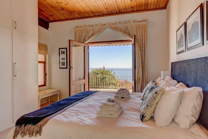 Room with a stunning view