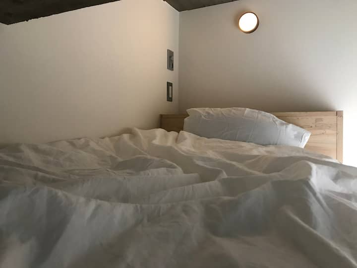 USATSUNO Hostel / <E-F> Semi-Private Domi