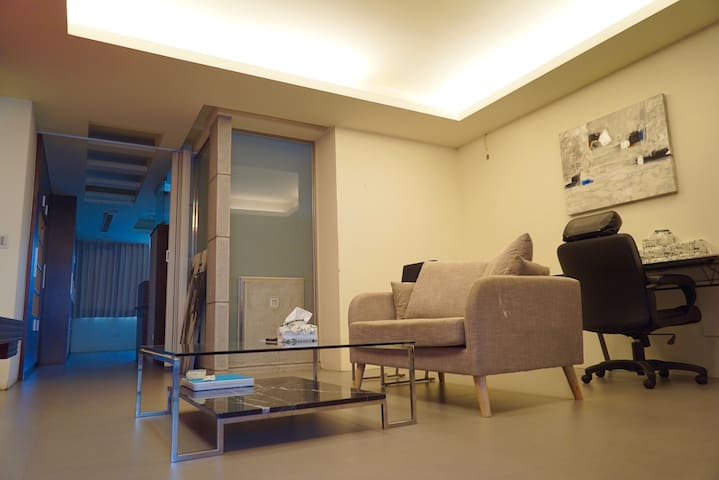 New Taipei City Studio Apartment - Banqiao District - Daire