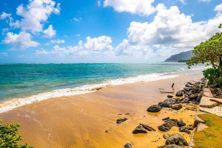 Tropical Hau'ula Hideaway