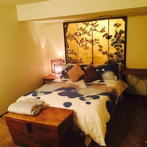 Cute, Cozy, Comfy Basement Suite - Calgary - Casa
