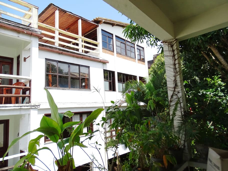 Penthouse-Loft: 110 m2 + 18m2 Veranda + 42m2 Dachterrasse