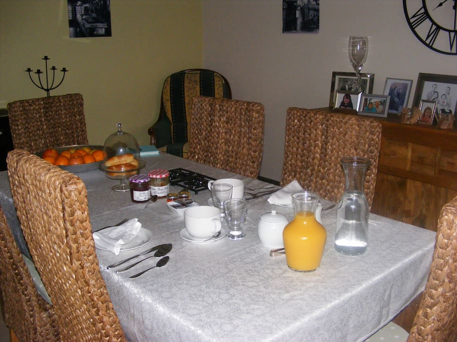 Tournesol chambres d 39 hotes bed and breakfasts for rent for Chambre d hotes poitiers
