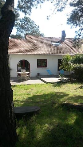 Maison de vacances sur le chemin côtier - Saint-Brevin-les-Pins - Maison de vacances