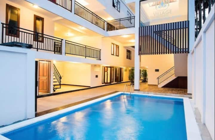 Legian Apartment #3/ DoubleBed-RO/ 2 Guest