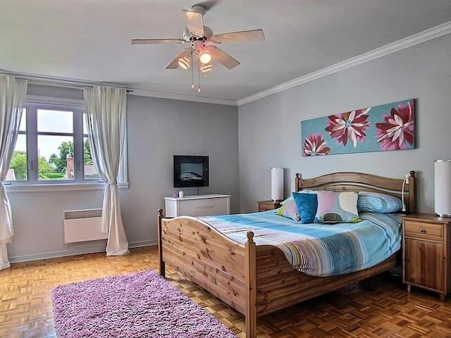 Maison à louer dans secteur paisible - Saint-Bruno-de-Montarville - บ้าน