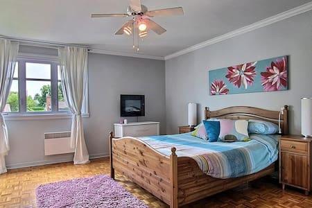 Maison à louer dans secteur paisible - Saint-Bruno-de-Montarville