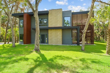 New and modern home in Old Homosassa