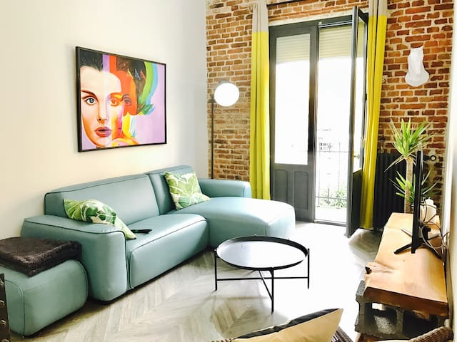 Urban Style Apartment - Madrid - Apartemen