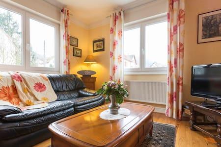 Appartement près lieux touristiques - Wihr-au-Val - Daire