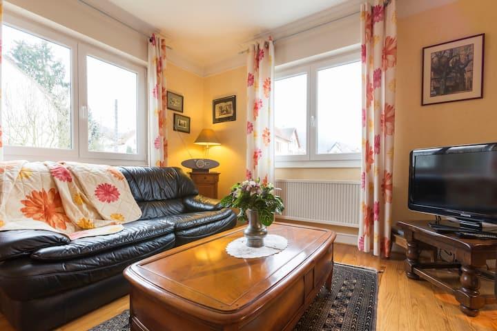 Appartement magnifique dans maison individuelle ,