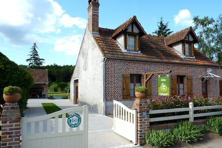 """Gite de Sologne """"vieilles galoches"""" - Dhuizon - House"""
